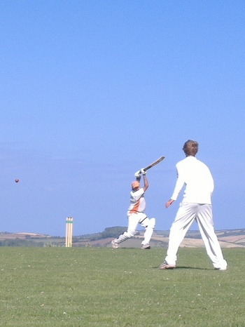 summary cricket in the road The story of cricket objectives summary cricket grew out of many stick-and-ball games played in england 500years ago, under a variety of different rules.